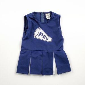 PSU Penn State College Uniform Cheerleader Costume